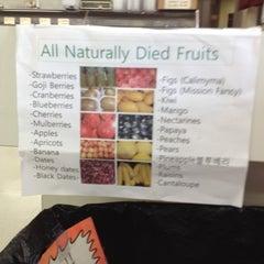 Photo taken at First Korean Market by Jennifer B. on 7/18/2012