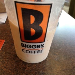 Photo taken at BIGGBY COFFEE by Rich A. on 6/28/2012