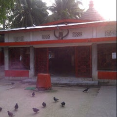 Photo taken at Ugratara Temple by Kim on 3/5/2012