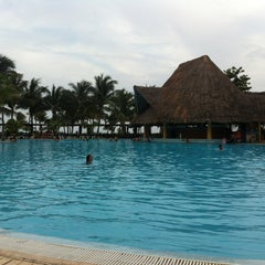 Photo taken at Barceló Maya Colonial by Antonio P. on 7/10/2012