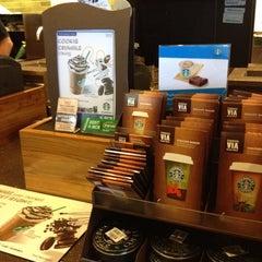 Photo taken at Starbucks by Dian R. on 4/24/2012