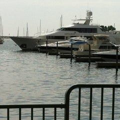 Photo taken at McKinley Marina Center Docks by Jim B. on 7/29/2012