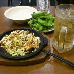 Photo taken at 金の蔵Jr. 鶴見東口店 by Jinzo T. on 2/11/2012
