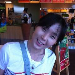 Photo taken at Jamba Juice by Christine C. on 7/9/2012