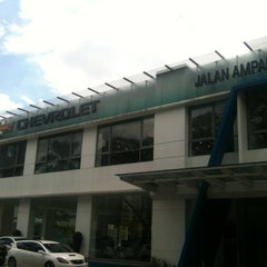 Photo taken at Naza Quest Sdn Bhd (Naza Group of Companies) by Reza Z. on 2/27/2013