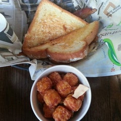 Photo taken at Wahlburgers by Shannan B. on 10/20/2012