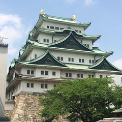 Photo taken at 名古屋城 (Nagoya Castle) by Poobird on 4/27/2014