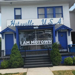 Photo taken at Motown Historical Museum / Hitsville U.S.A. by Toshia M. on 6/4/2015