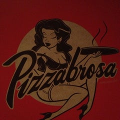Photo taken at Pizzabrosa by Cecilia on 12/8/2012