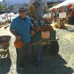 Photo taken at Tujunga Canyon by Gabriel B. on 10/28/2012