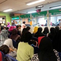 Photo taken at Pejabat Imigresen Negeri Kelantan by Laluna on 10/20/2013