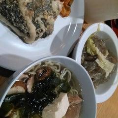 Photo taken at Googleplex - Tetsuwan Atom Cafe by Lijie R. on 5/21/2014