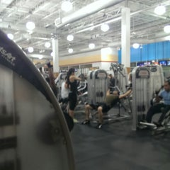 Photo taken at LA Fitness by Stephen on 8/1/2013