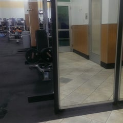 Photo taken at LA Fitness by Stephen on 10/29/2013
