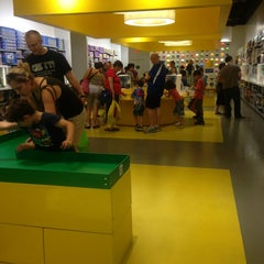 Photo taken at The LEGO Store by Sean M. on 9/2/2013