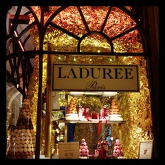 Photo taken at Ladurée by Puput C. on 10/19/2012