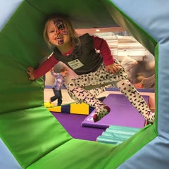Photo taken at york avenue preschool by Jack H. on 10/21/2014