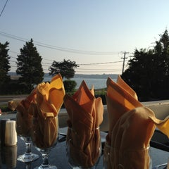 Photo taken at Edgewater Restaurant by Megan M. on 7/18/2013