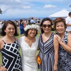 Photo taken at Waialae Iki Trail by Melissa C. on 8/15/2015
