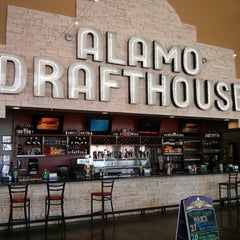 Photo taken at Alamo Drafthouse Park North by Ray Y. on 3/17/2013