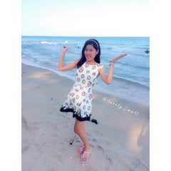 Photo taken at Bayview Beach Resort by 🎉Lo💓ely ♏. on 4/4/2015