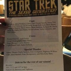 Photo taken at Annex Theatre by Marcus G. on 9/13/2015