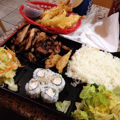 Photo taken at I Love Teriyaki by Jorge G. on 1/3/2015