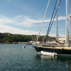Photo taken at Porto di Santa Teresa di Gallura by Pier Domenico B. on 8/13/2013