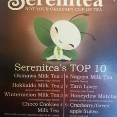 Photo taken at Serenitea by Norman P. on 9/19/2012
