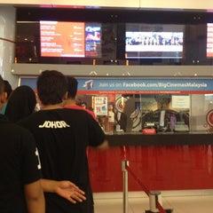 Photo taken at BIG Cinemas by Fareed Z. on 8/12/2013