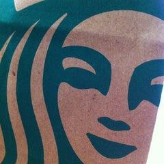 Photo taken at Starbucks by Victoria M. on 11/4/2012