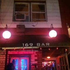 Photo taken at 169 Bar by Matthew Z. on 6/15/2013