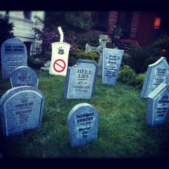 Photo taken at Halloween 313 by Gabrielle N. on 10/20/2012