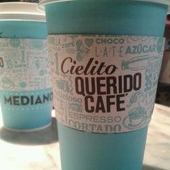 Photo taken at Cielito Querido Café by Jesus V. on 1/20/2013