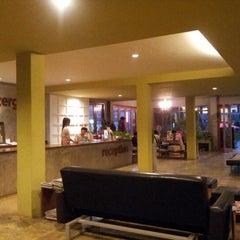 Photo taken at After Glow Hostel by Phiphawin S. Srikrai ร. on 12/29/2012