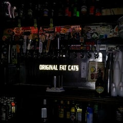 Photo taken at Original Fat Cats by Chris H. on 12/27/2012