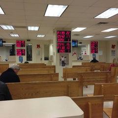Photo taken at New York State DMV by Steve C. on 12/21/2012