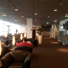 Photo taken at Lufthansa Business Lounge by   A. on 2/16/2013