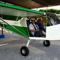 Photo taken at Aerodynamic de México (Aeródromo Sn José Vista Hermosa) by LUIS D. on 9/17/2012