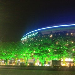 Photo taken at 東京ドーム (Tokyo Dome) by Hiroshi O. on 5/31/2013