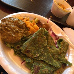 Photo taken at Rajjot Sweet & Snack Food To Go by Chris V. on 1/21/2015