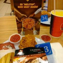 Photo taken at KFC by Wan Hazammy W. on 6/15/2015
