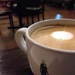 Photo taken at Origin Coffee & Tea by David A. on 12/29/2013