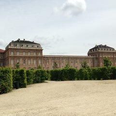 Photo taken at Reggia di Venaria Reale by Renzo G. on 5/25/2013