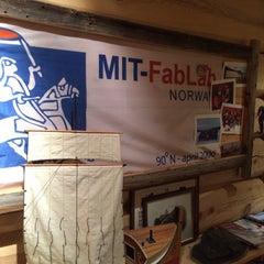 Photo taken at MIT FabLab by Hajnalka H. on 2/18/2015
