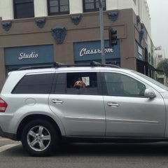 Photo taken at Santa Monica Blvd by MarusyaS on 2/5/2013