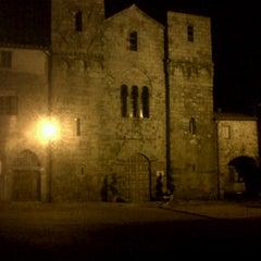 Photo taken at abbazia san salvatore by Francesco G. on 11/13/2012