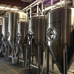 Photo taken at Due South Brewing Co. by Peter D. on 10/14/2012