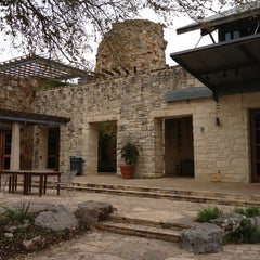 Photo taken at Lady Bird Johnson Wildflower Center by Victoria S. on 3/28/2013