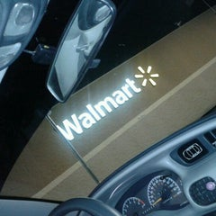 Photo taken at Walmart Supercenter by Kristen M. on 11/2/2012